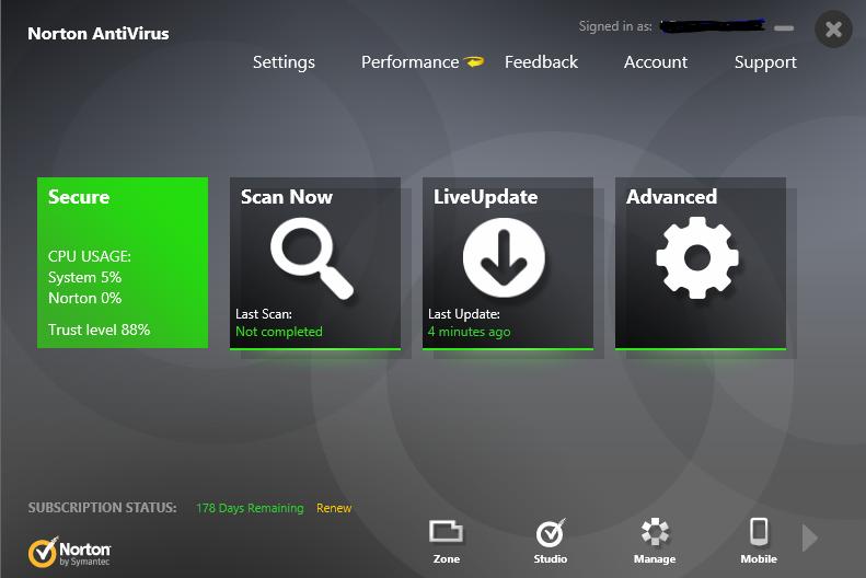 Norton internet security 2015 restore removed file