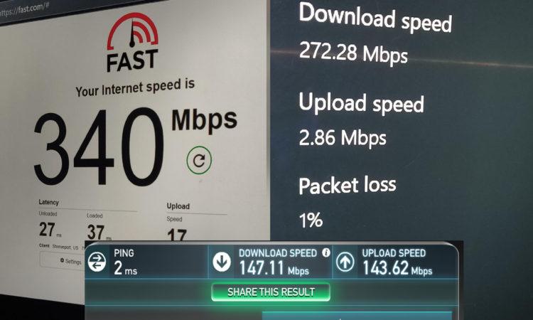 Increasing Net Speed